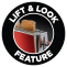 Lift and look feature