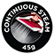 Continuous steam 45g