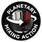 Planetary Mixing Action