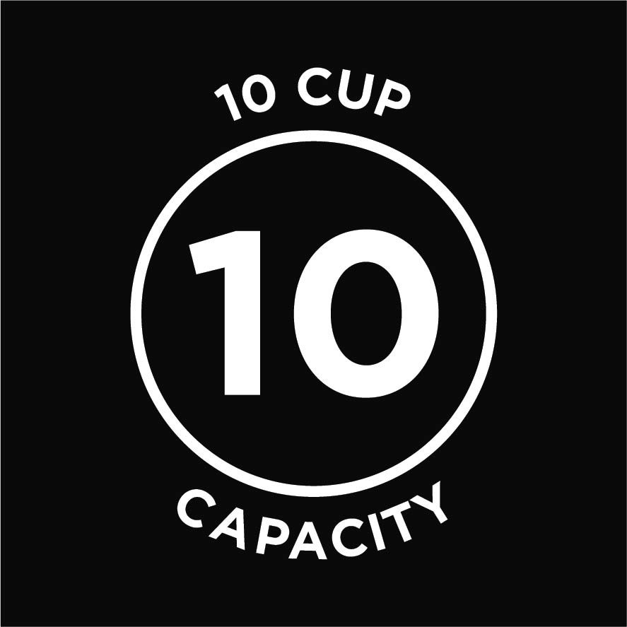 10 Cup Capacity