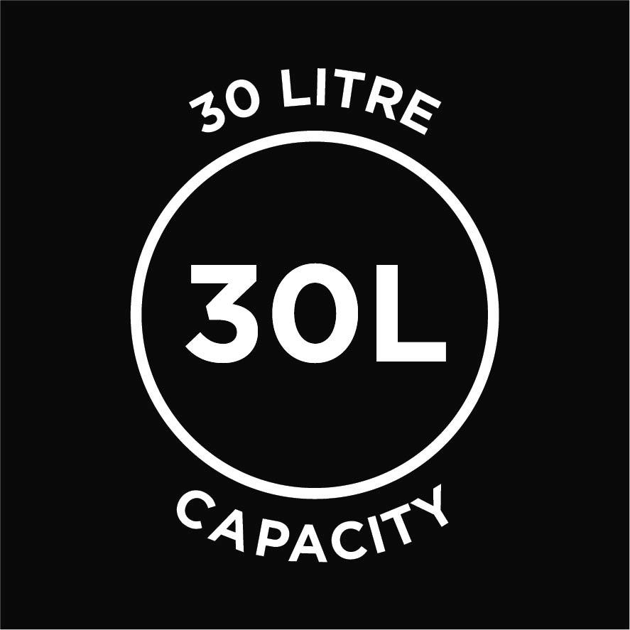 30L Capacity