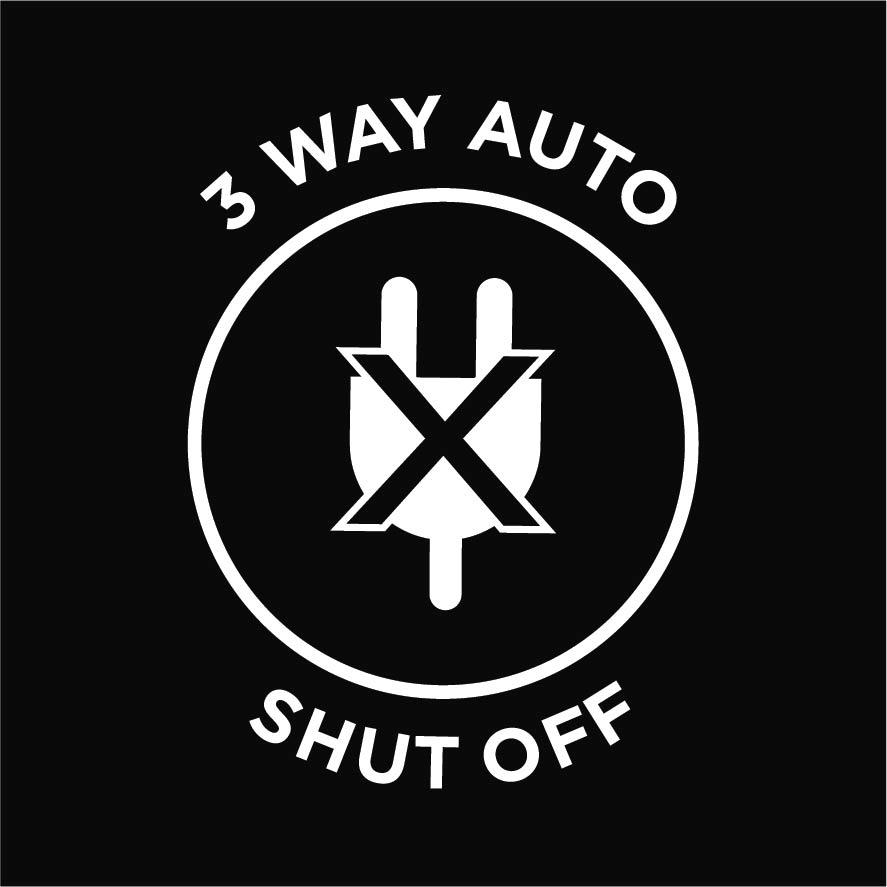 3 way auto shutoff
