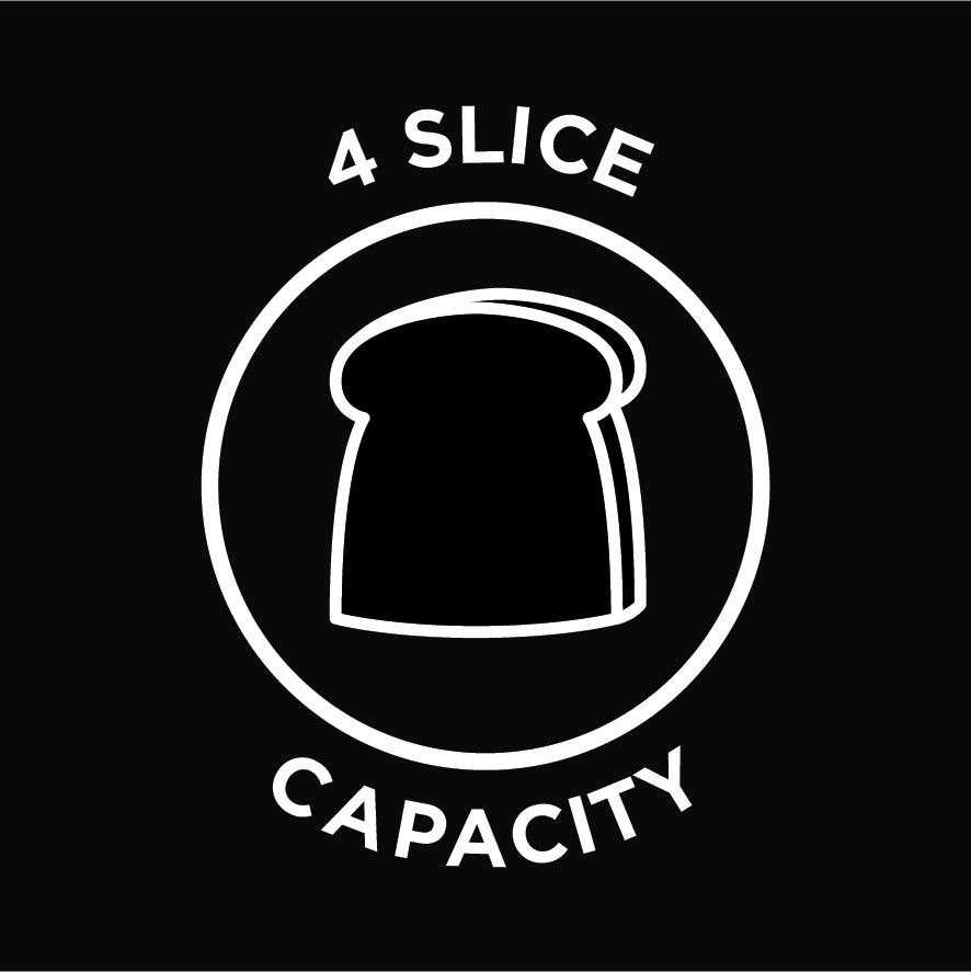 4 Slice Capacity