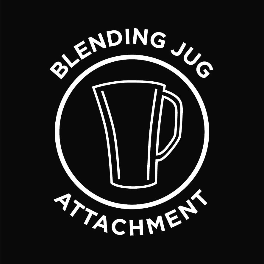 Blending Jug Attachment