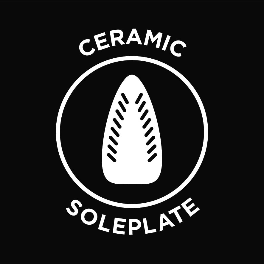 Ceramic Soleplate