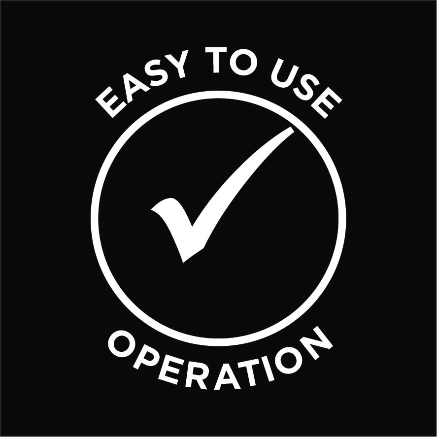 Easy to Use Operation