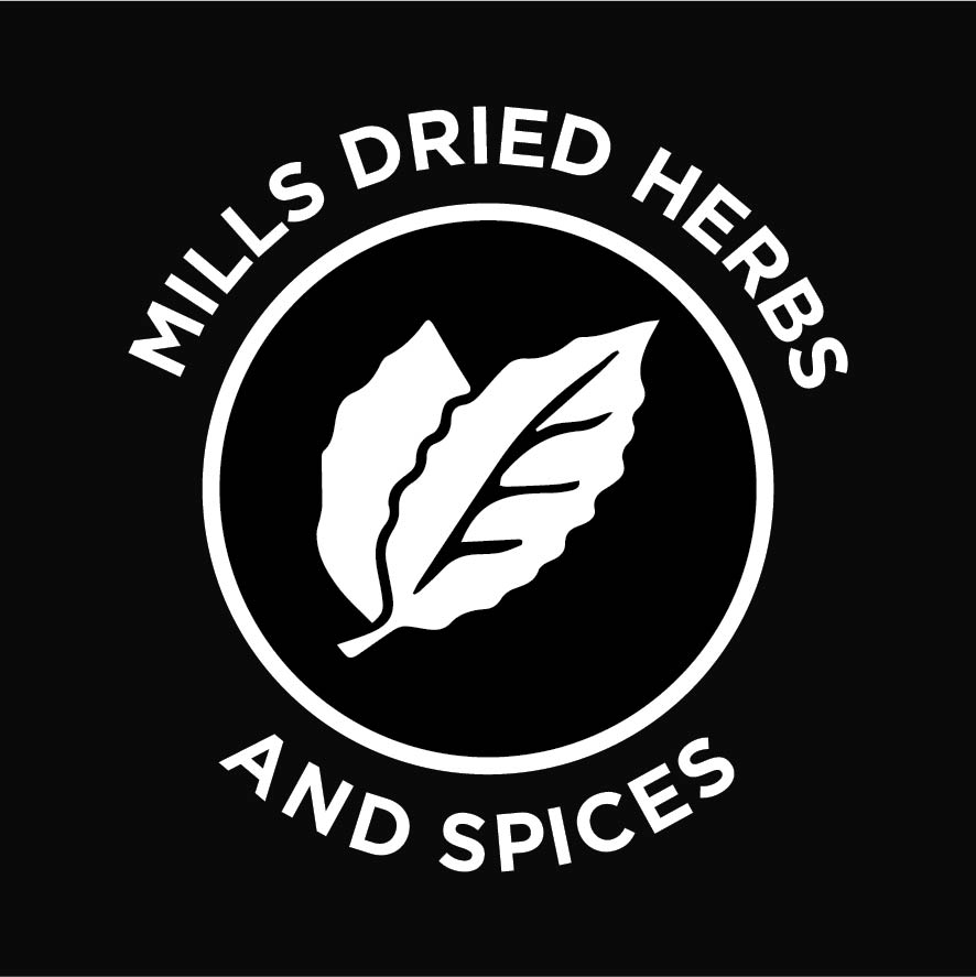 Mills dried herbs & spices