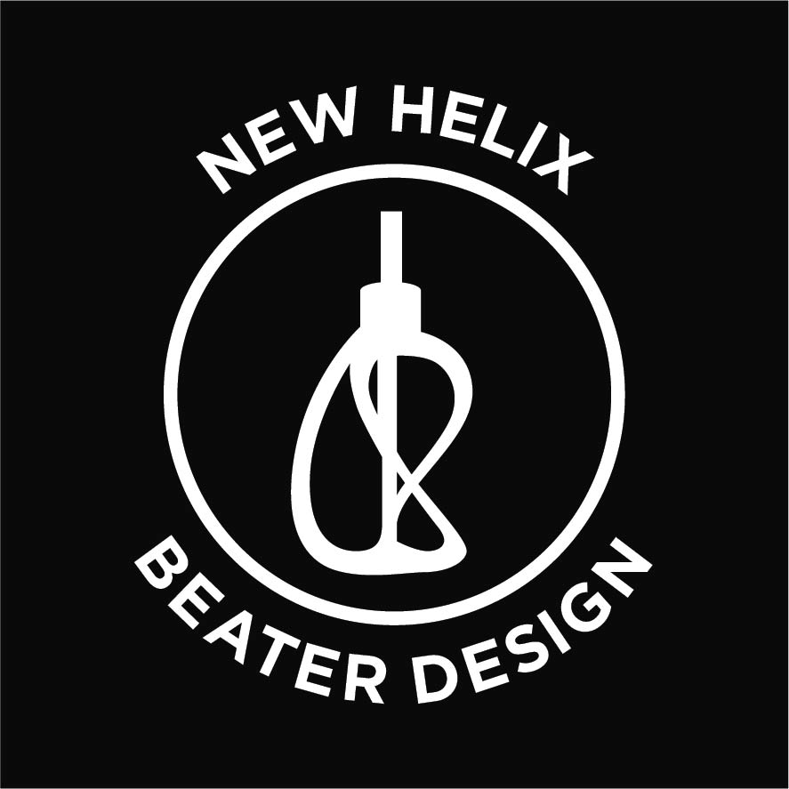 Helix beater design