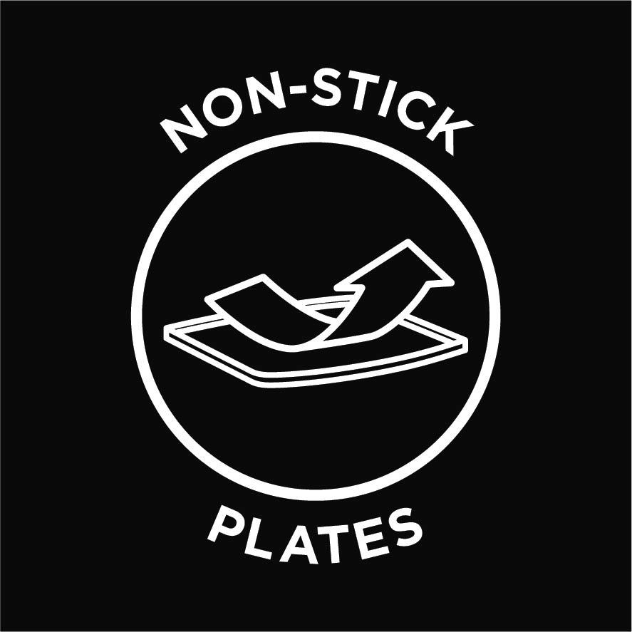 Non-stick Plates