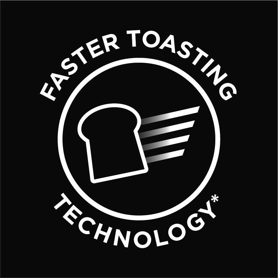 Faster Toasting Technology v2