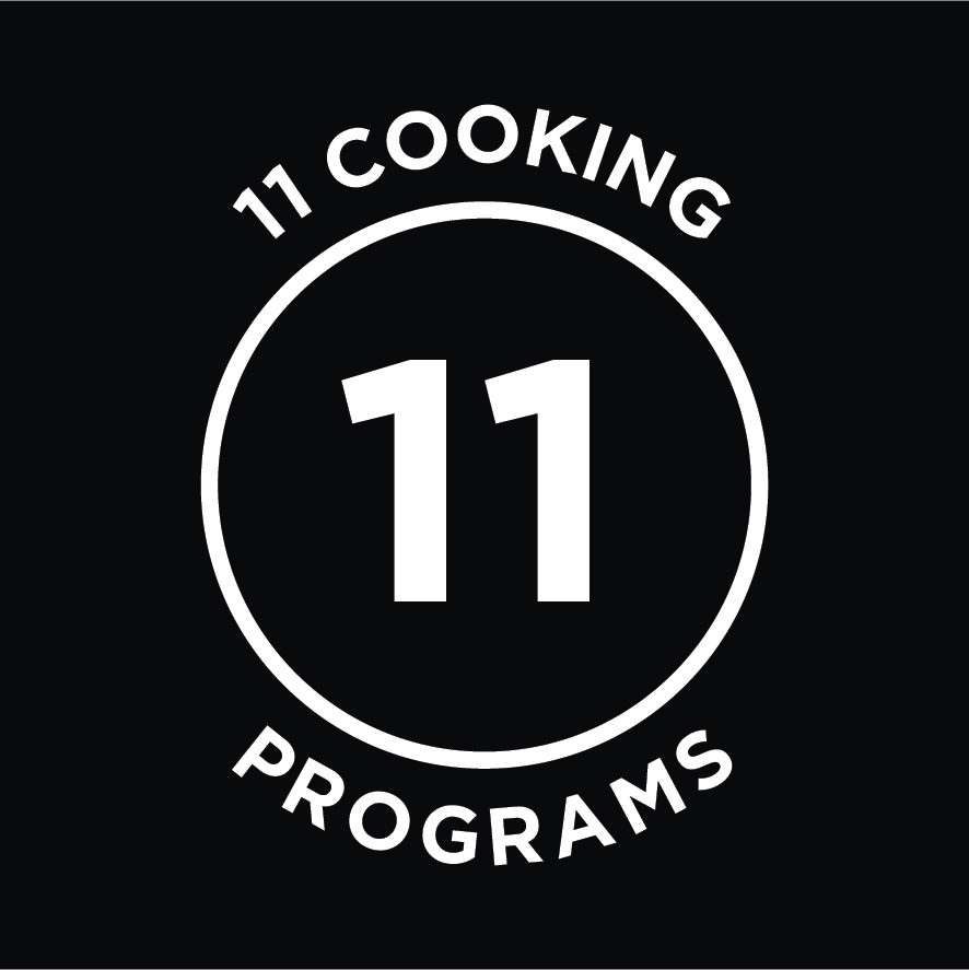 11 Cooking Programs