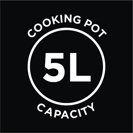 5L Capacity