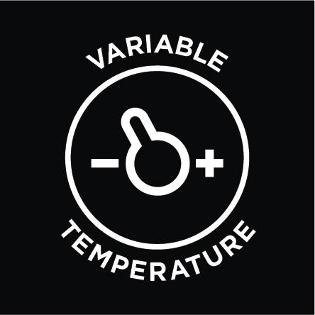 Variable Temperature