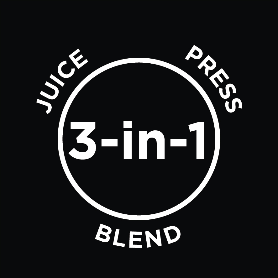 3-in-1 Juice Press Blend