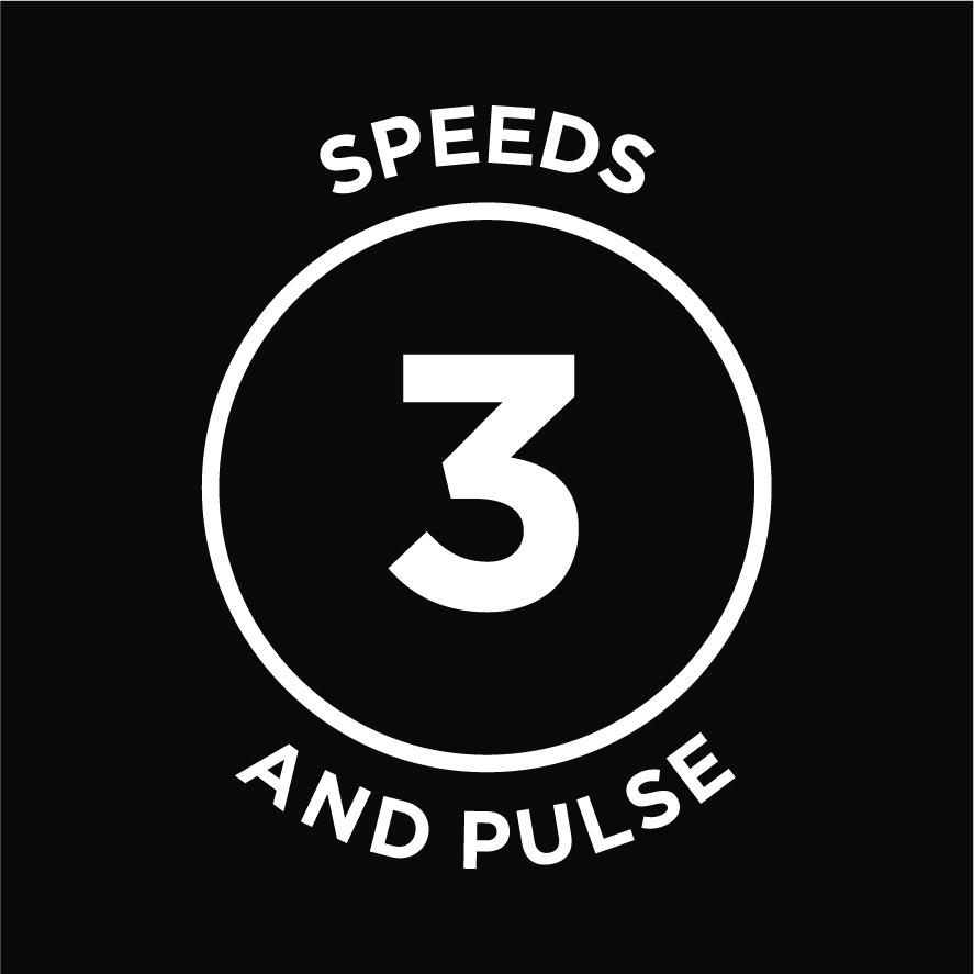 3 Speed + Pulse
