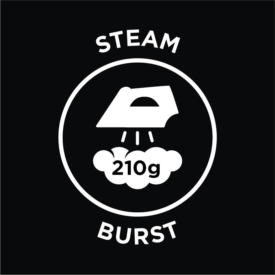 210g Steam Burst