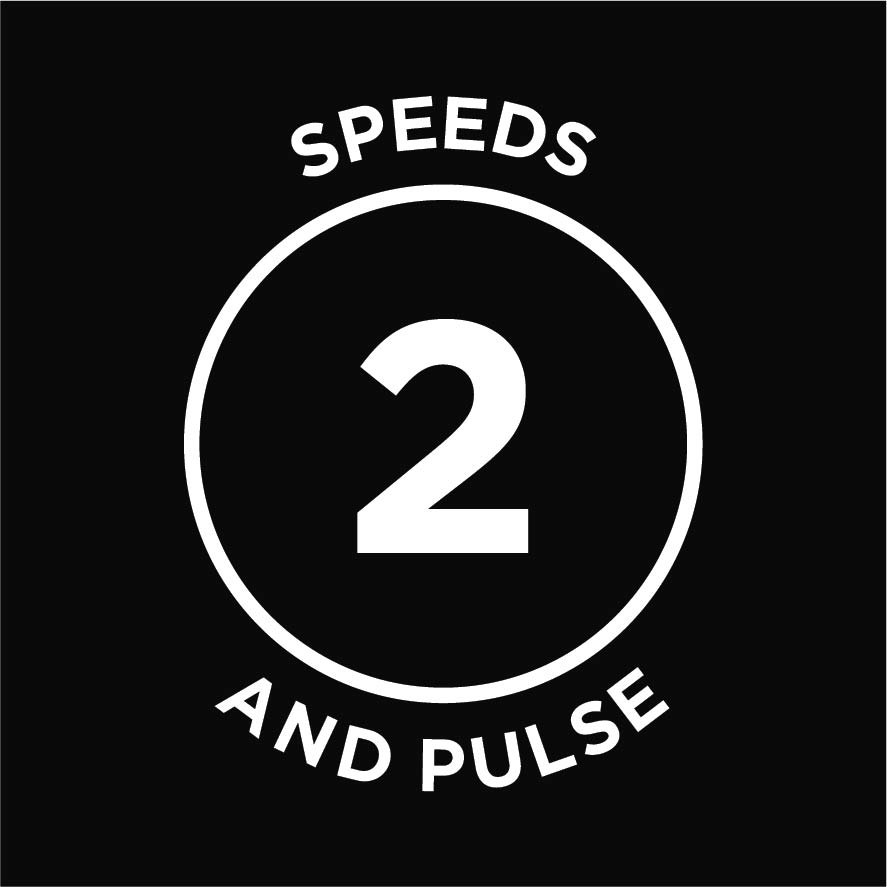 2 Speeds & Pulse