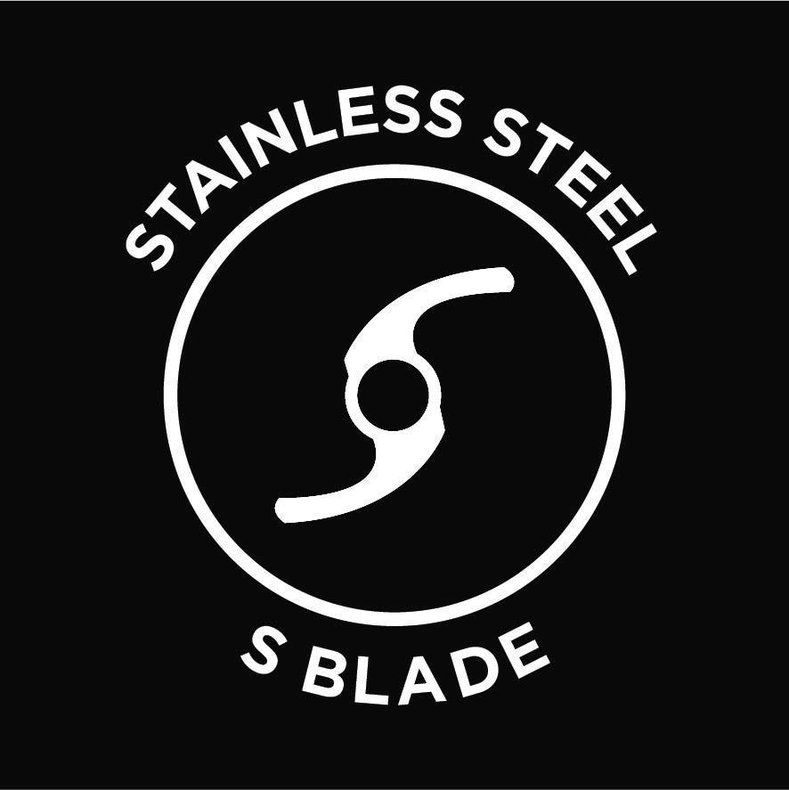 Stainless Steel S Blade