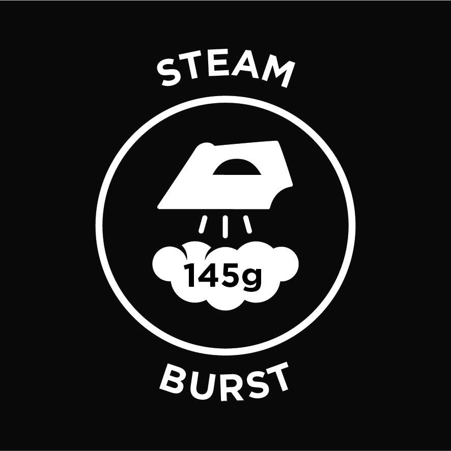 145g steam burst