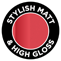 Stylish Matt and High Gloss