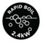 Rapid Boil 2.4KW