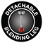 Detachable Blending Leg