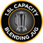1.5L Capacity Blending Jug