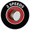2 rýchlosti