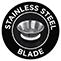 Nože z nerezovej ocele