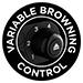 Variable Browning