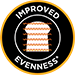 Improved Evenness
