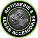 Rotisserie & Kebab Accessories