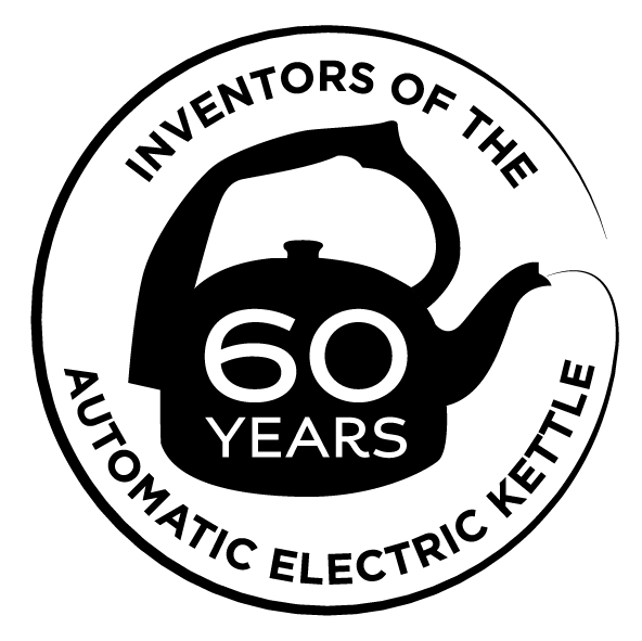 Inventors of the automatic kettle for 60 years