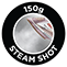 150g Steam Shot