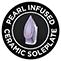 Pearl Infused Ceramic Soleplate