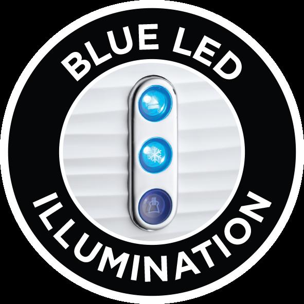 Blue LED Illumination