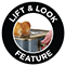 Lift & Look Feature