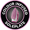 Colour Infused Soleplate