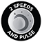 2 Speeds and Pulse