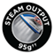 Steam Output 95g''