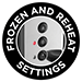 Frozen and Reheat Setting