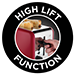 High Lift Function