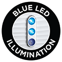 Blue Illumination