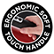 Ergonomic Soft Touch Handle
