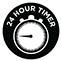 24 Stunden Timer