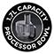1,7 literes keverőtál kapacitás