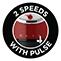 2 Geschwindigkeitsstufen mit Impulsfunktion