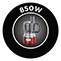 850 Watt