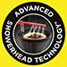 Tecnologia Advanced Showerhead