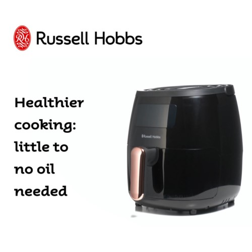 5L Brooklyn Air Fryer 360° RHAF5COP - Russell Hobbs